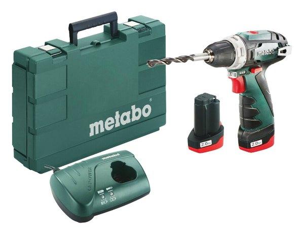 770187ad9d5 Akutrell PowerMaxx BS Basic, 2,0 Ah, Metabo | Akutrellid | Trellid ...