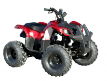 ATV Freedo Junior, 125 cc
