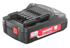 Aku 18 V 2,0 Ah Li-Power Compact, Metabo