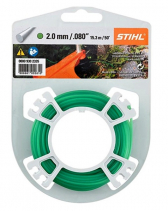 Trimmitamiil 2,0 mm x 15,3 m Quiet, STIHL