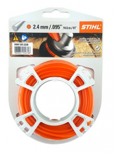 Trimmitamiil 2,4 mm x 14,6 m Quiet, STIHL