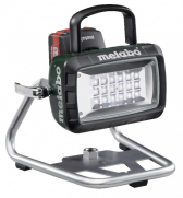 LED prozektor BSA 14,4-18,  ilma akuta, Metabo