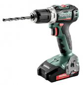 Akutrell BS 18 L BL / 2x2,0 Ah, Metabo