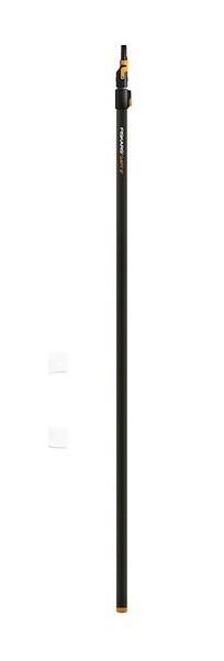 84b6a5b3600 Teleskoopvars Fiskars QuikFit™L, grafiit 2,2-4,0 m | Tööriistavarred ...